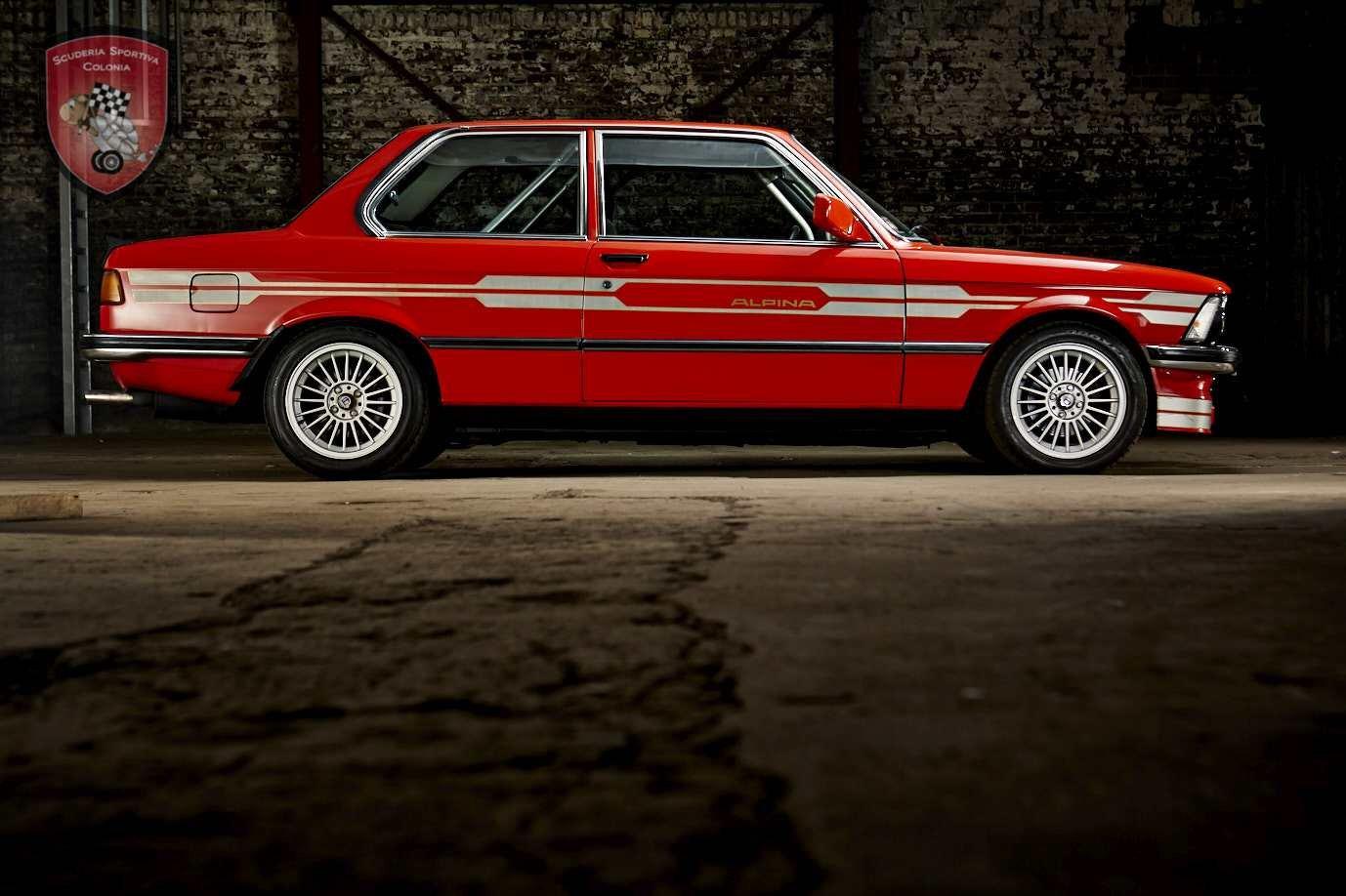 1982 BMW 323 Alpina C1 (E21) For Sale (picture 2 of 6)