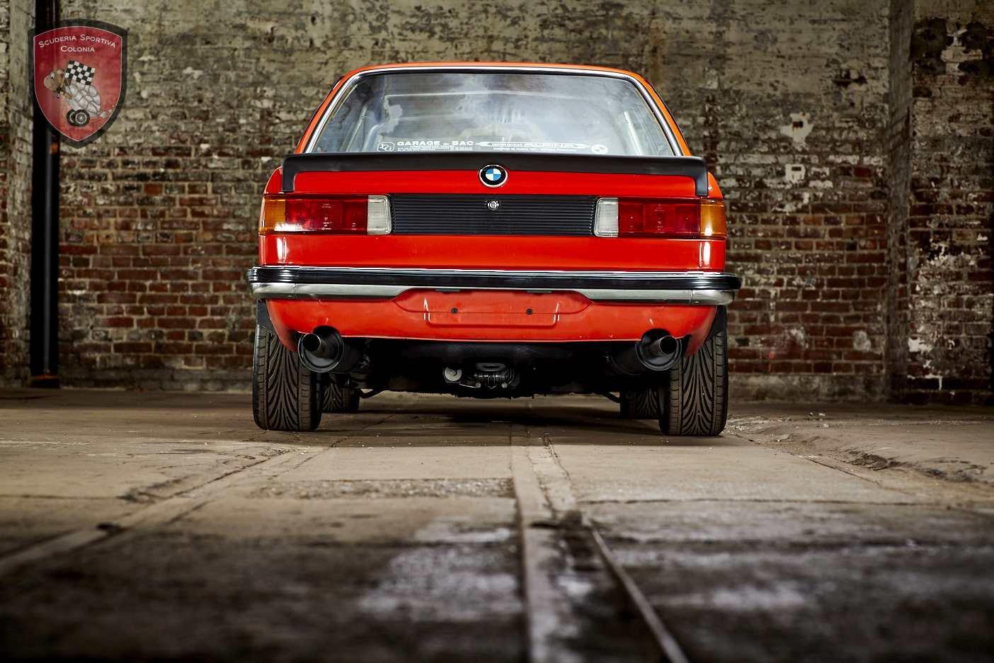 1982 BMW 323 Alpina C1 (E21) For Sale (picture 3 of 6)