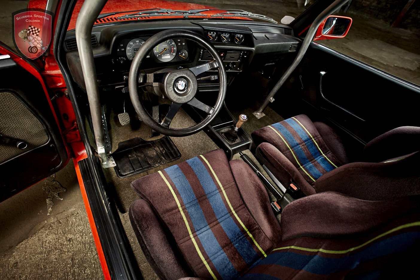 1982 BMW 323 Alpina C1 (E21) For Sale (picture 4 of 6)