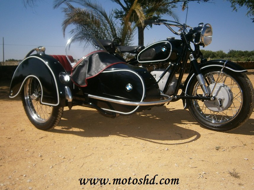 BMW R50/2 from 1961 For Sale (picture 1 of 6)