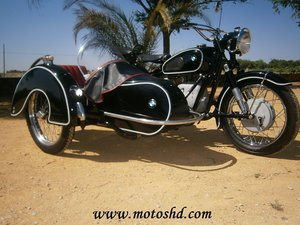 Picture of 1961 BMW R50/2 from