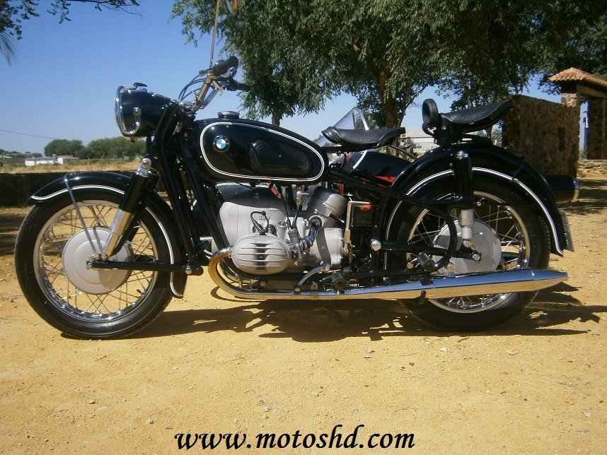 BMW R50/2 from 1961 For Sale (picture 2 of 6)