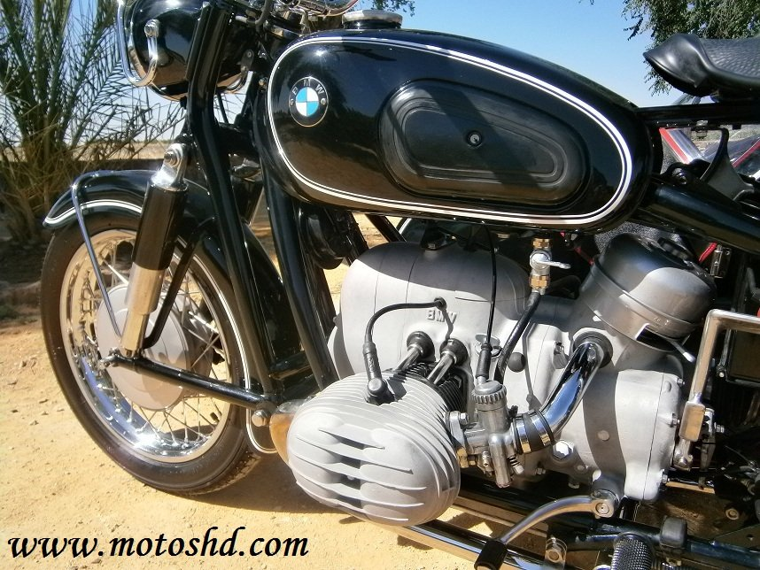 BMW R50/2 from 1961 For Sale (picture 4 of 6)