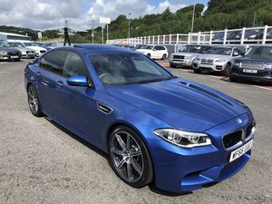 2016 66 BMW M5 4.4 M5 COMPETITION PACK 567hp For Sale