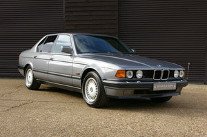 BMW E32 735i Automatic Saloon (56,740 miles)