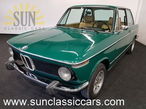 BMW 2002 1973, Jade green For Sale