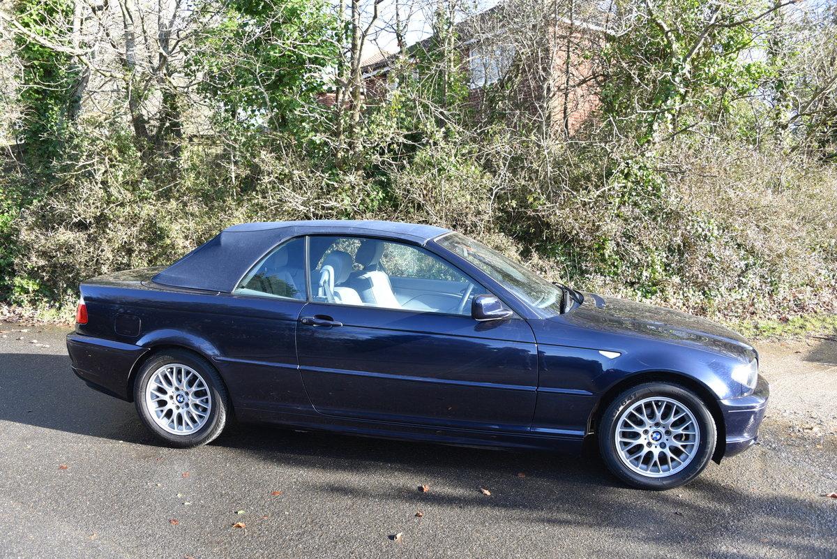 2004 BMW 318 CI SE Auto Convertible For Sale (picture 5 of 6)