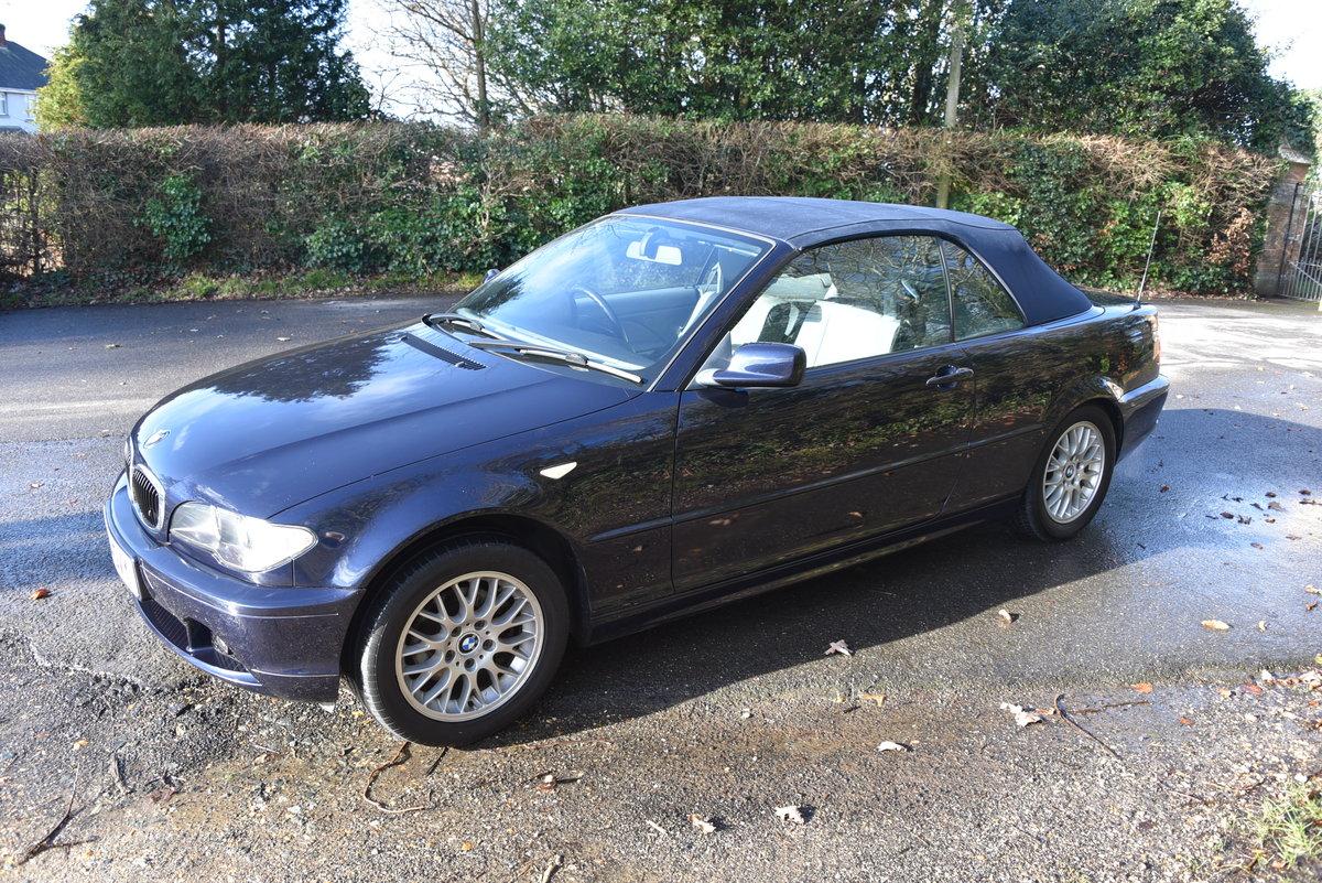 2004 BMW 318 CI SE Auto Convertible For Sale (picture 6 of 6)