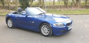 **MARCH AUCTION**2007 BMW Z4 SOLD by Auction