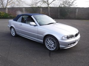 **REMAINS AVAILABLE** 2003 BMW 320 Ci SOLD by Auction