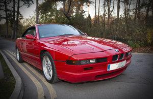 1997 BMW E31 840 £8995 incl private plate