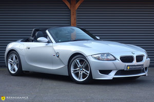 2007 BMW Z4 M Roadster - Low production number, FSH, Collectable  SOLD