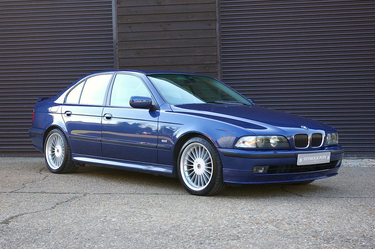 1999 BMW Alpina E39 B10 4.6 V8 Saloon Auto (34,323 miles) SOLD (picture 1 of 6)