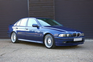 1999 BMW Alpina E39 B10 4.6 V8 Saloon Auto (34,323 miles) SOLD