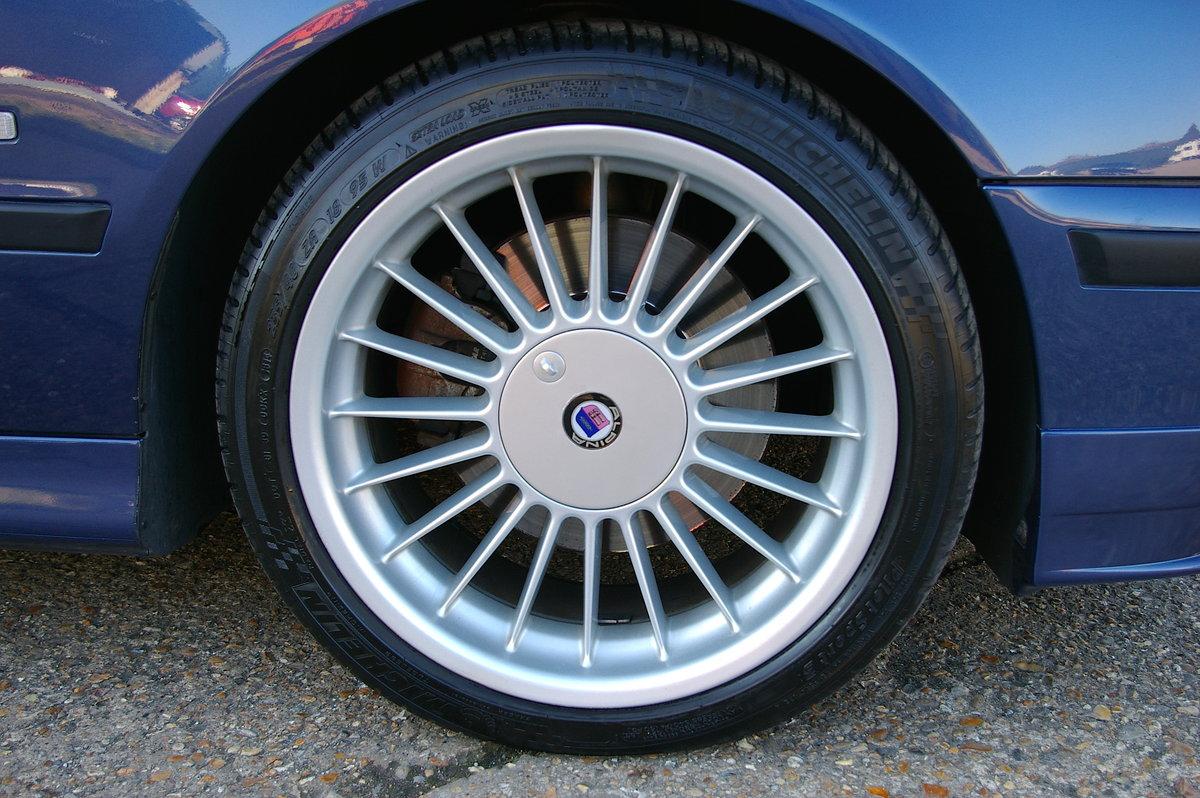 1999 BMW Alpina E39 B10 4.6 V8 Saloon Auto (34,323 miles) SOLD (picture 5 of 6)