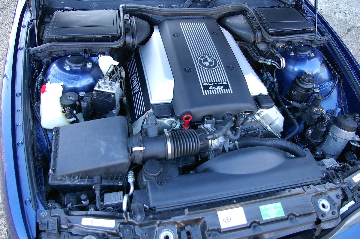 1999 BMW Alpina E39 B10 4.6 V8 Saloon Auto (34,323 miles) SOLD (picture 6 of 6)