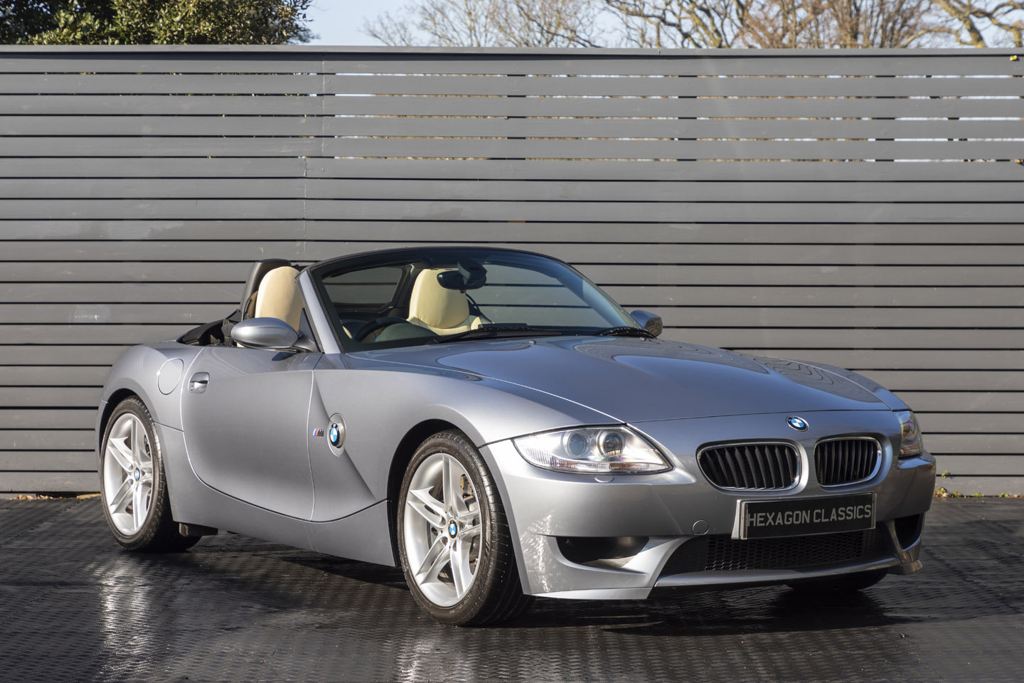 2008 BMW Z4M ROADSTER ONLY 12500 SOLD (picture 1 of 6)