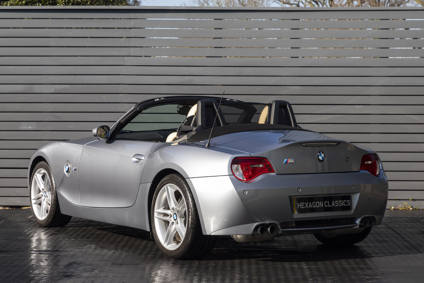2008 BMW Z4M ROADSTER ONLY 12500 SOLD (picture 2 of 6)