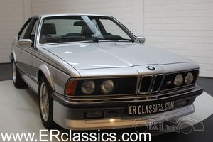 BMW M635CSI 1984 Coupé, European car in beautiful condition For Sale