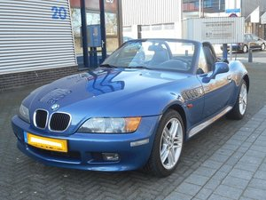 2002 BMW Z3 wide-body with soft- and hardtop For Sale