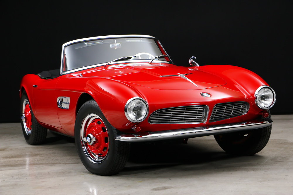 1959 BMW 507 Roadster Series 2 For Sale (picture 1 of 6)