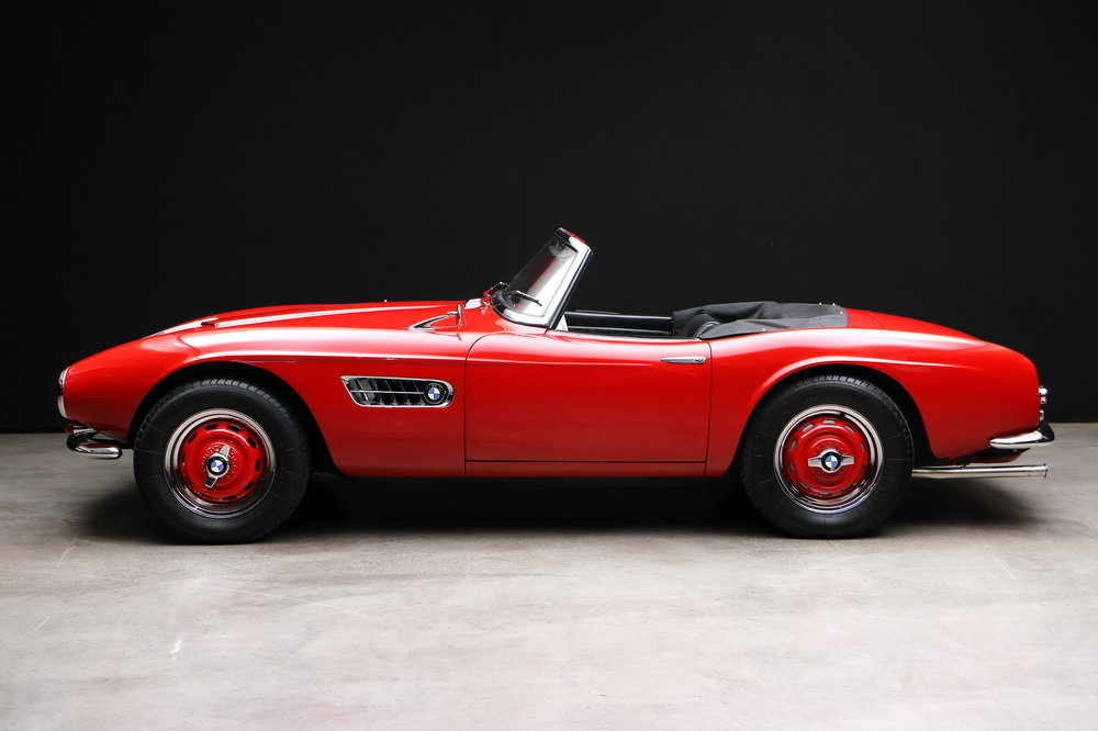 1959 BMW 507 Roadster Series 2 For Sale (picture 2 of 6)