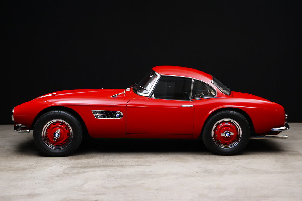 1959 BMW 507 Roadster Series 2 For Sale (picture 3 of 6)