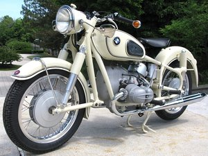 1957 FOR SALE : 1956 BMW R69 For Sale