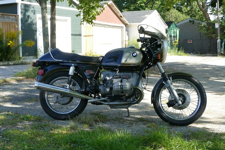 Cool 1955 1976 Bmw R90S For Sale Car And Classic Wiring Database Obenzyuccorg