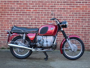 1971 BMW R60/5  For Sale