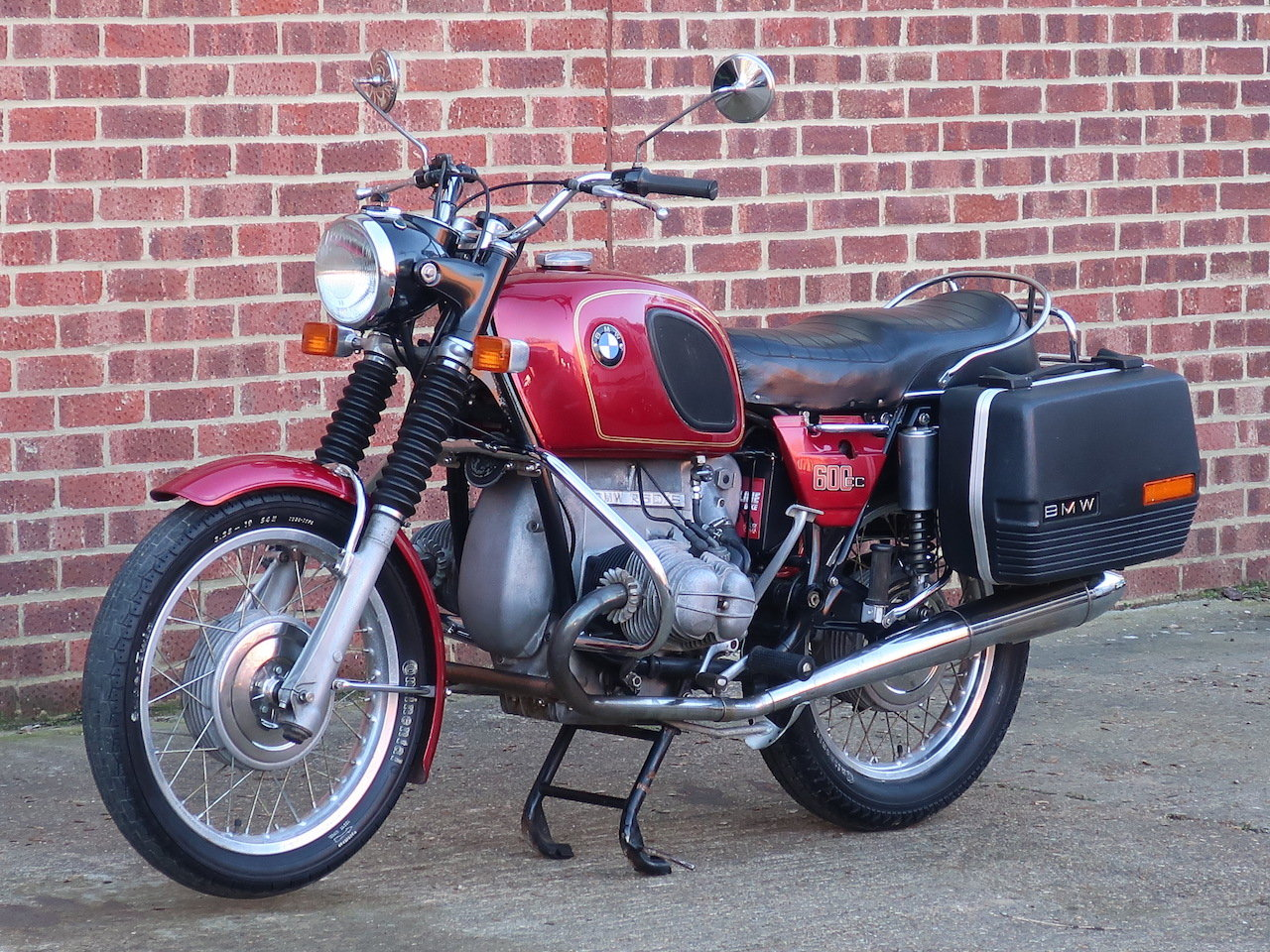 1971 BMW R60/5  For Sale (picture 6 of 6)