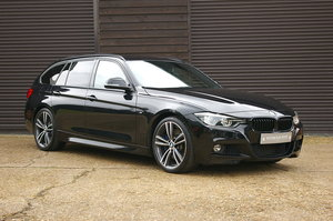 2016 BMW 340i M-Sport Touring Automatic (19,892 miles) SOLD