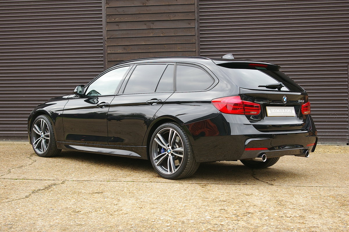2016 BMW 340i M-Sport Touring Automatic (19,892 miles) SOLD (picture 3 of 6)