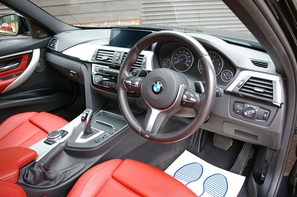 2016 BMW 340i M-Sport Touring Automatic (19,892 miles) SOLD (picture 4 of 6)