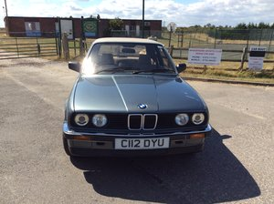 1986 BMW Bauer Cabriolet Automatic Petrol For Sale