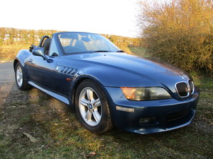 2001 BMW Z3 2.2 Roadster Automatic.