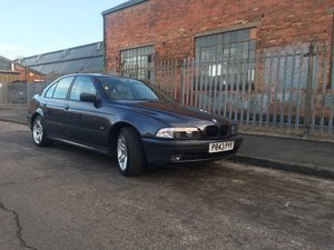 1996 Bmw 523i automatic. Grey. Full dealer service hist For Sale