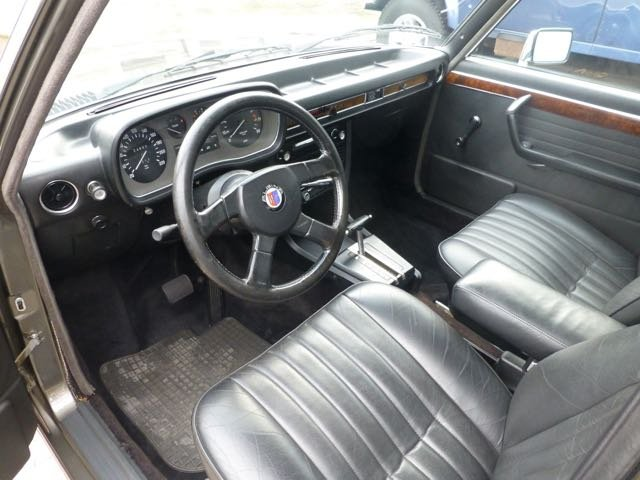1975 BMW E3 2800L Saloon with Running Gear Updates For Sale (picture 5 of 6)