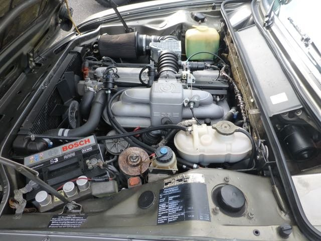 1975 BMW E3 2800L Saloon with Running Gear Updates For Sale (picture 6 of 6)