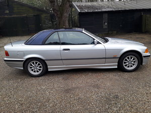 1998 Bmw 318i convertible For Sale