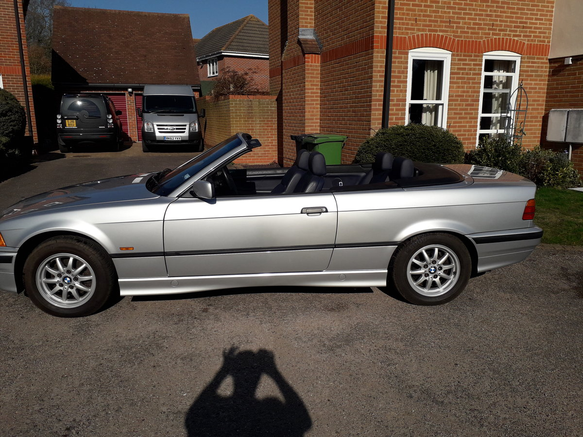 1998 Bmw 318i convertible SOLD (picture 2 of 6)