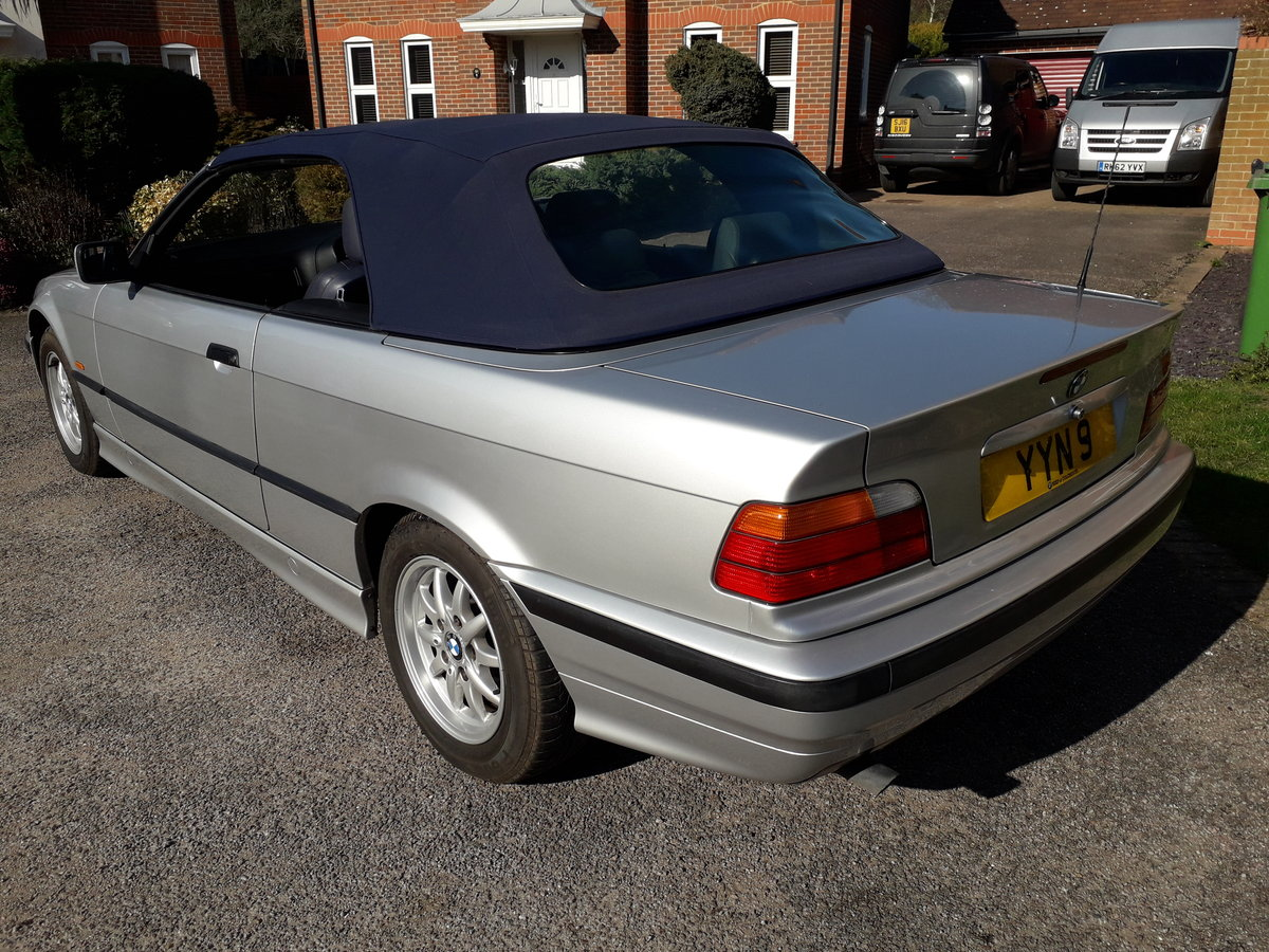 1998 Bmw 318i convertible SOLD (picture 3 of 6)