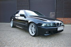 2001 BMW E39 525i M-Sport Automatic Saloon (18,483 miles) SOLD