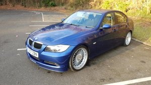 ALPINA D3 TURBO DIESEL 3 Series 4 DOOR MANUAL FSH