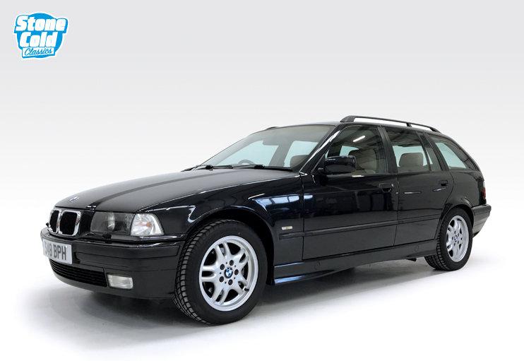 1998 BMW 328i SE Touring manual DEPOSIT TAKEN SOLD (picture 1 of 6)