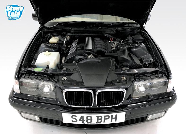 1998 BMW 328i SE Touring manual DEPOSIT TAKEN SOLD (picture 3 of 6)