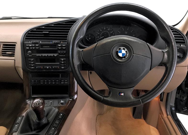 1998 BMW 328i SE Touring manual DEPOSIT TAKEN SOLD (picture 4 of 6)