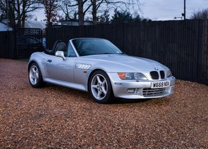 2000 BMW Z3 2.8 AUTO ROADSTER WIDE BODY ONLY 44K MILES FSH S For Sale