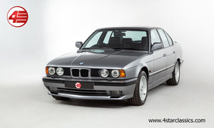 1991 BMW E34 535i Sport /// Manual /// 118k Miles For Sale