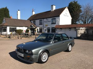 1989 BMW 325i Sport - Just 67,000 miles and mint For Sale by Auction